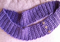 Crochet Toddler Scarf Pattern Crocheted Batoddler Infinity Scarf Pattern Ladylionco