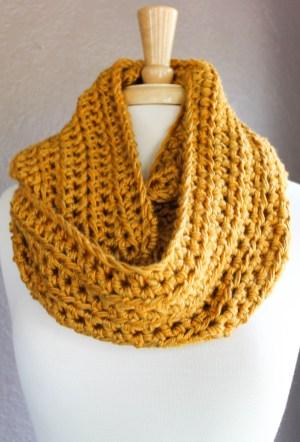 Easy Infinity Scarf Crochet Pattern Crochet Patterns For Scarves Easy Crochet Infinity Scarf Pattern
