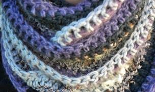 Easy Infinity Scarf Crochet Pattern Many Textured Infinity Scarf The Green Dragonfly Easy Crochet