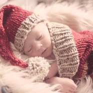 Free Crochet Newborn Baby Hat Patterns Loom Knit Santa Christmas Cocoon And Santa Hat Pattern Make This Newborn Swaddler And Elf Hat For Ba Using This Pdf Loom Knitting Pattern