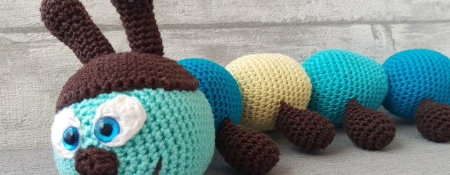Free Crochet Pattern for Hungry Caterpillar and Ideas You'll Love Crochet Pattern Caterpillar