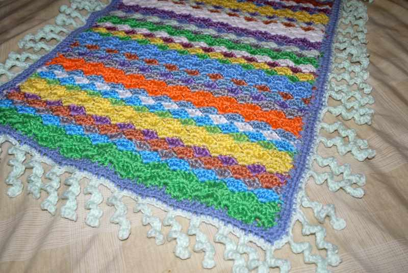 How To Make A Crochet Pattern Ba Blanket Crochet Patterns Design And Make Your Own
