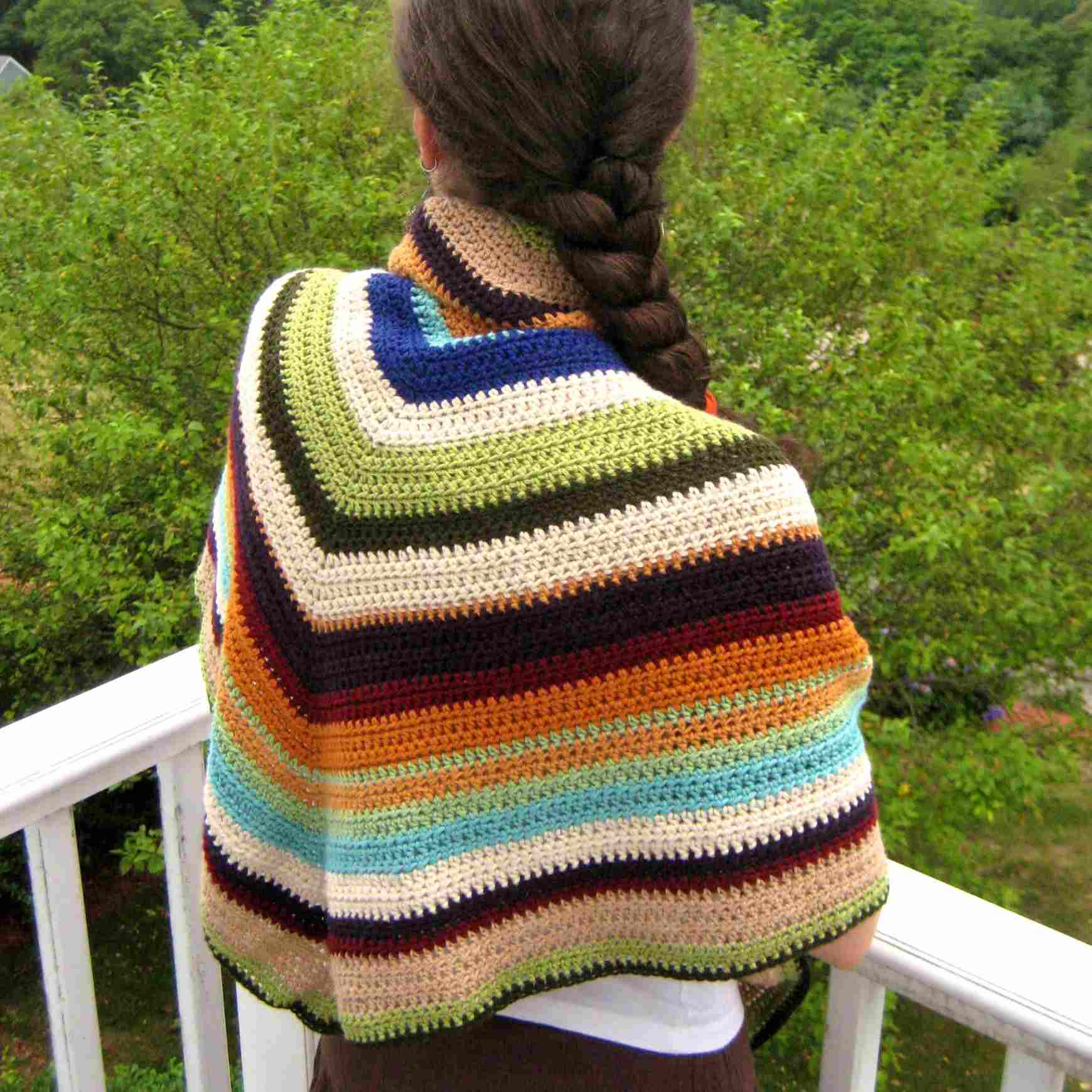 List of Free Crochet Patterns for Toddlers Ponchos 10 Free Crochet Shawl Patterns