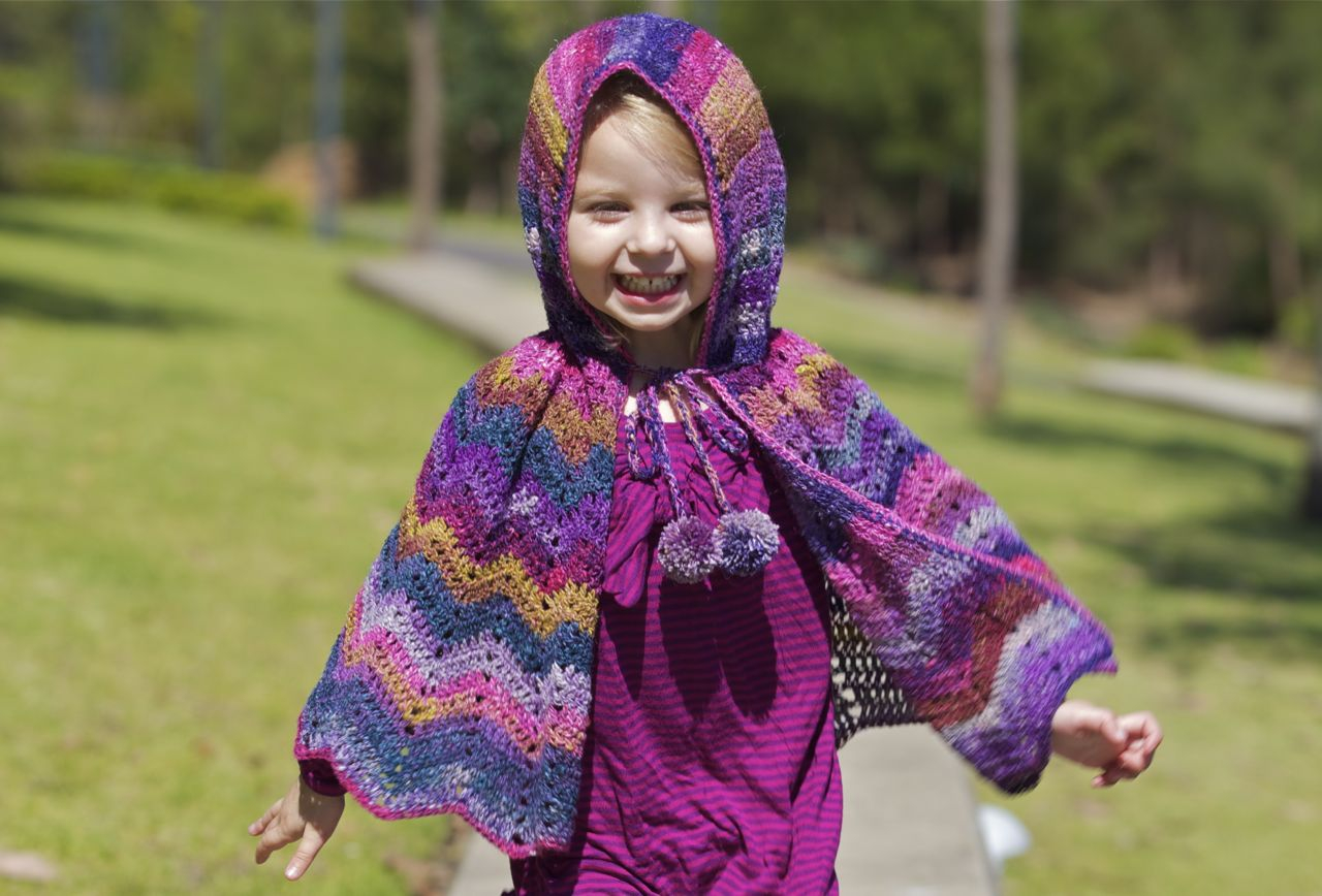 List of Free Crochet Patterns for Toddlers Ponchos 37 Creative Crochet Poncho Patterns For You Patterns Hub