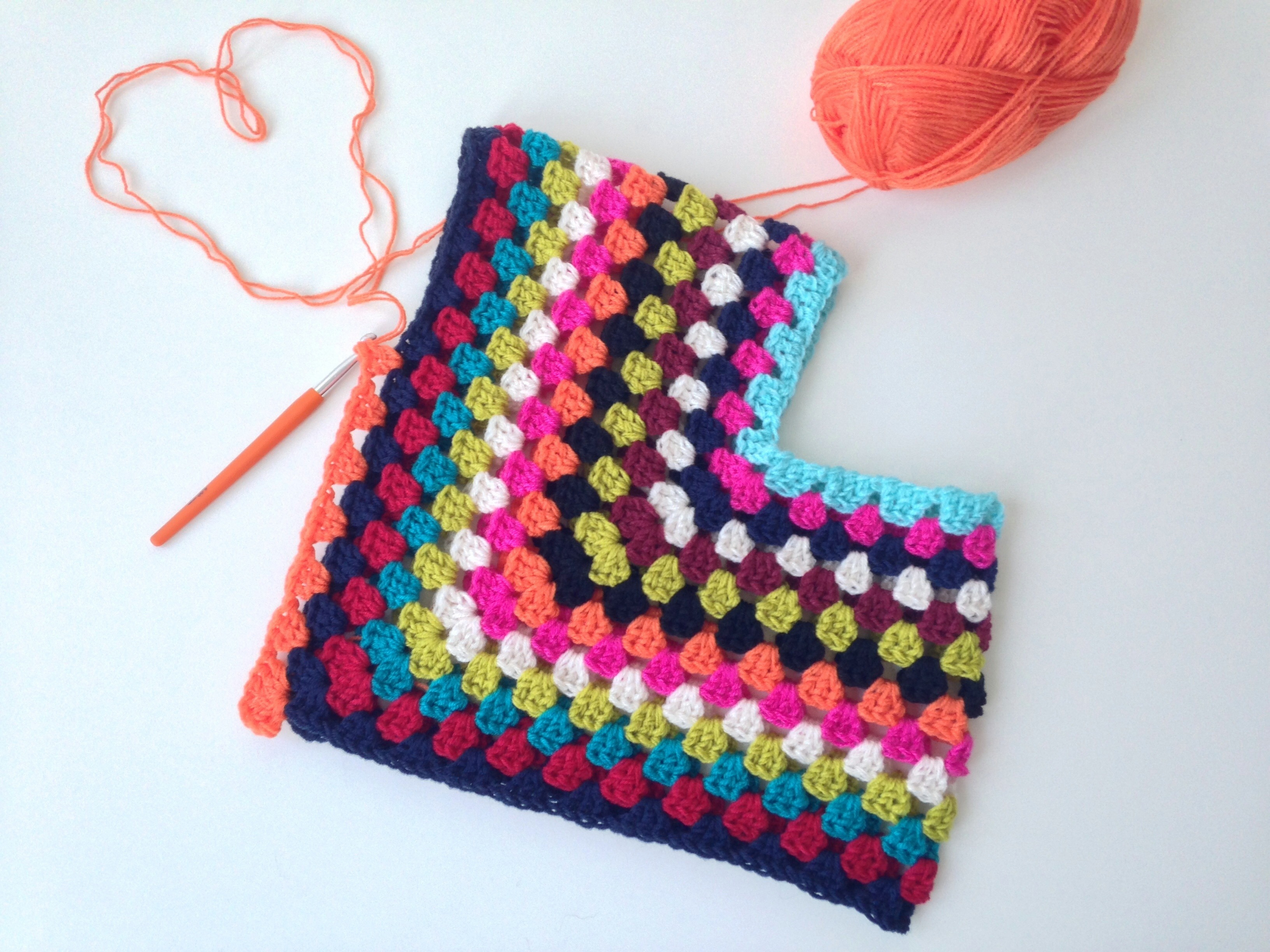 List of Free Crochet Patterns for Toddlers Ponchos Toddler Ponchos Marrose