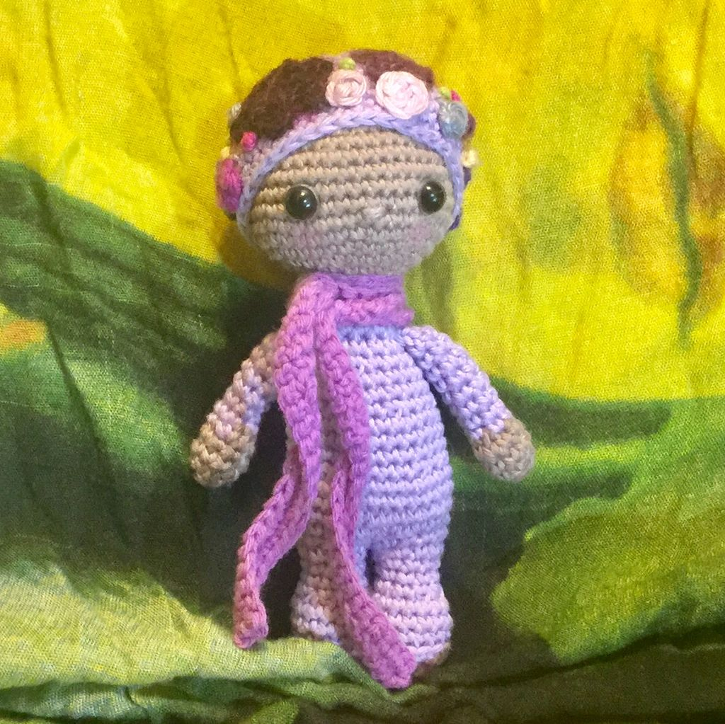 Quick Large Crochet Doll Patterns to Choose How To Crochet Amigurumi Small Doll For Beginners And Intermediates