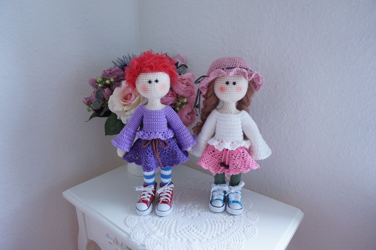 Quick Large Crochet Doll Patterns to Choose Tilda Doll Blouse Crochet Pattern Large Doll Outfit