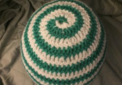 Swirl Hat Crochet Pattern Crochet Spiral Hat Youtube
