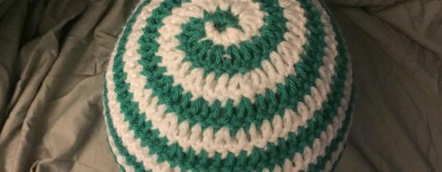 Swirl Hat Crochet Pattern Crochet Spiral Hat Youtube
