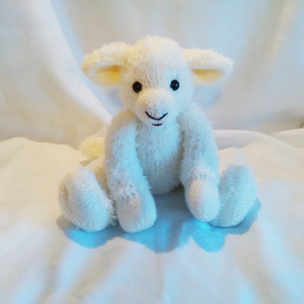 The Sweetest Crochet Lamb Patterns for Free 15 Free Animal Knitting Patterns The Funky Stitch