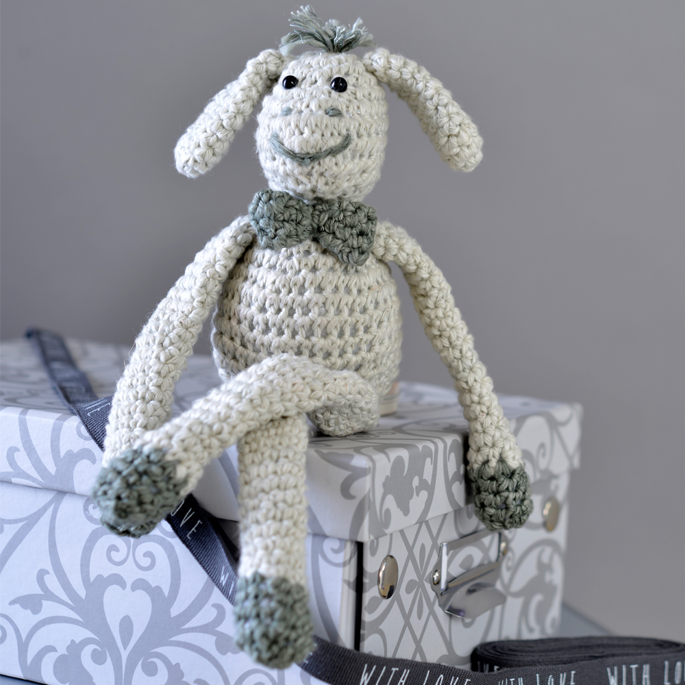 The Sweetest Crochet Lamb Patterns for Free Bartholomew The Lamb