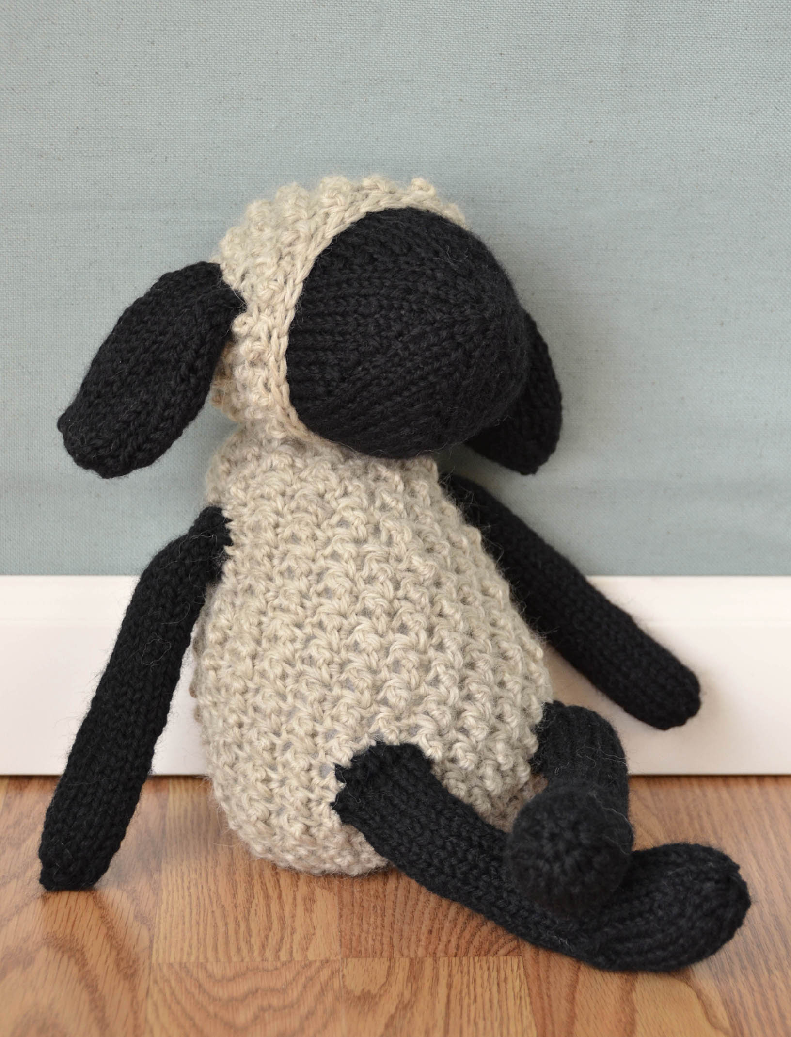 The Sweetest Crochet Lamb Patterns for Free Free Pattern Friday Sheldon Sheep Friends Universal Yarn