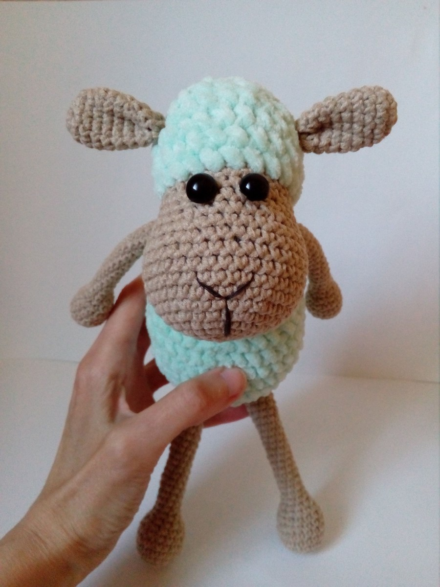 The Sweetest Crochet Lamb Patterns for Free Giraffe Ba Rattle Crochet Pattern Amigurumi Today Toys Empoto