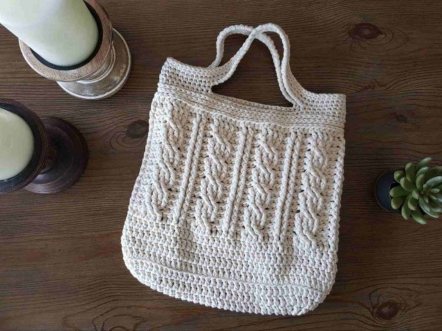 Tote Bag Patterns and Ideas that You Will Adore 8 Creative Crochet Bag Patterns