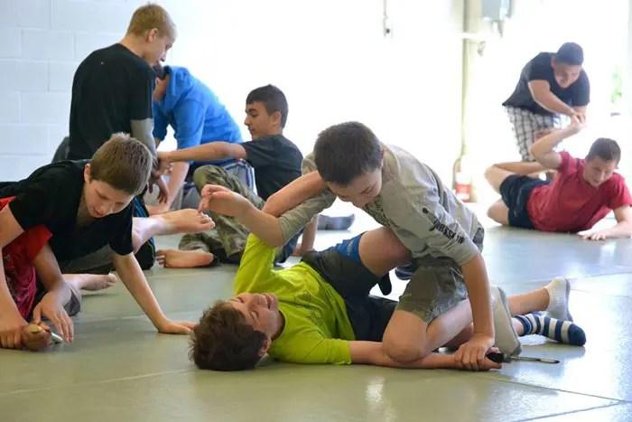 Készségfejlesztő Harcművészeti Játékok Gyerekeknek Szeminárium