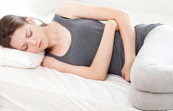 Phụ nữ 3 tháng đầu thai kỳ bị đau bụng có sao không?