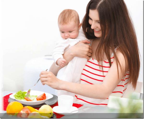 Loại sữa cho mẹ sau sinh