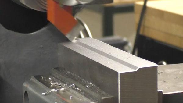 Mecxel work - shaping
