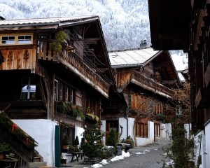 Ski Holiday Brienz & Haslital, Bernese Oberland, Switzerland