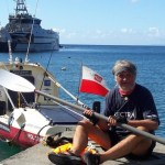 Romuald Koperski – Solo Rowing Journey Across the Atlantic in 77 days