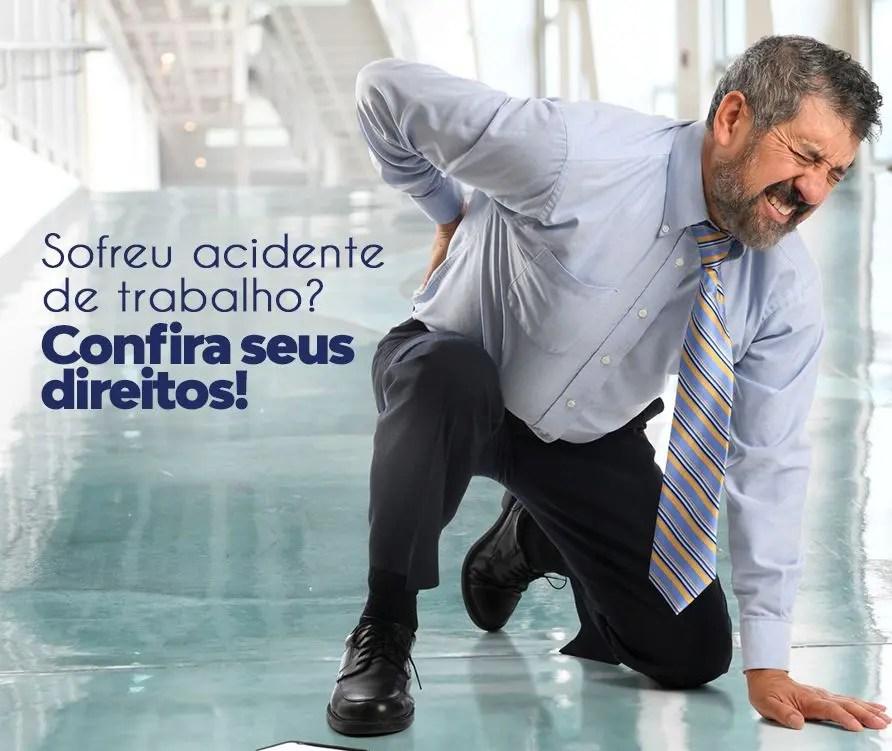 direito - acidente de trabalho