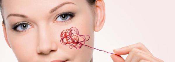 Почему на лице появляются высыпания и как их лечить