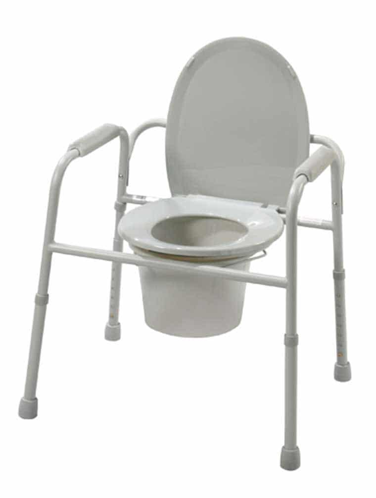 Bariatric 3 1 Commode     Med Supply Bariatric 3 1 Commode