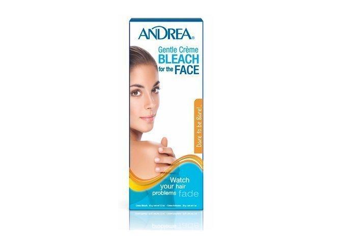 Обесцвечивающий крем для волос на лице, Andrea Источник: storesmod.ru