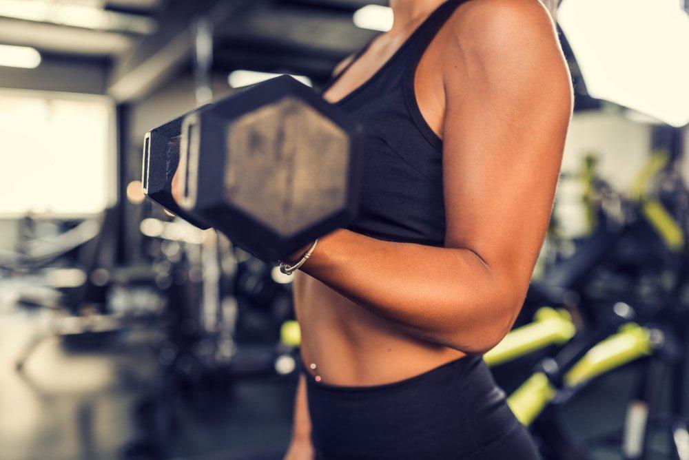 6.トレーニングの強さを投与されます