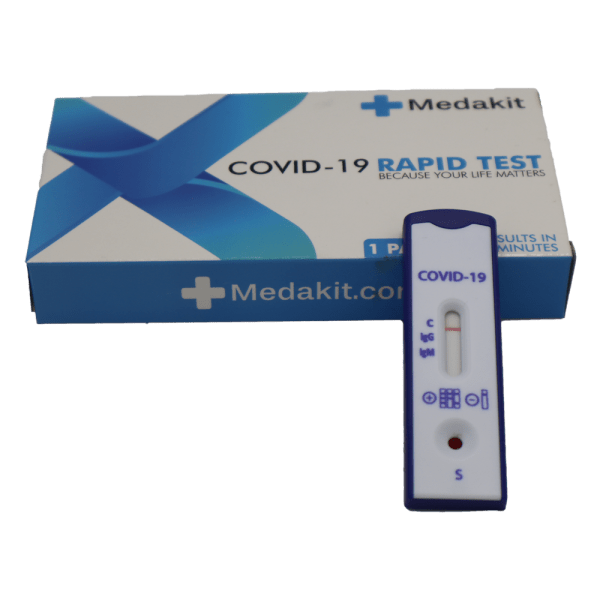 Medakit Covid-19 Rapid Test Kit (Antibody)