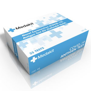 Medakit Antigen Rapid Test / Box of 25