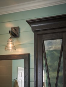 Briarwood Raised Panel oak Smoke Ebony Glaze & Highlight