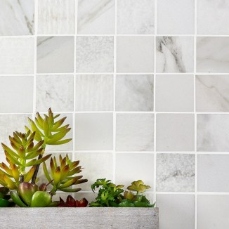 Tile_bar ambience blanche 2 x 2 textured porcelain