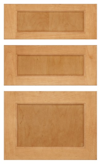Jackson 5pc drawer front