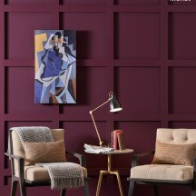 Sherwin Williams 2019 Color Forecast_Aficionado_Merlot