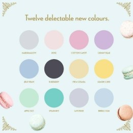 Wren Kitchens Macaroon Collection Colors