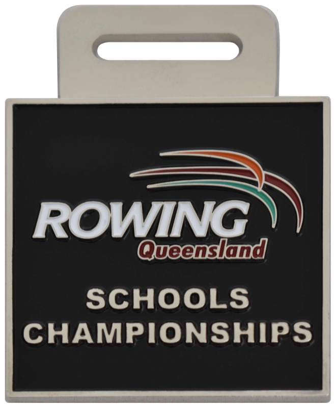 Medals Australia - Custom Designed Medals - Rowing Queensland