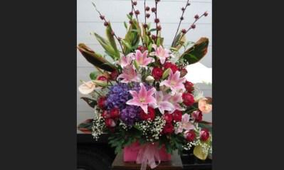 florist medan 1