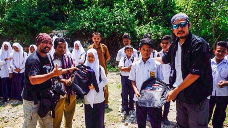 PFI Medan, Aceh & Makassar Salurkan Bantuan Pendidikan Untuk Pelajar Korban Gempa Pidie Jaya