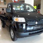 Suzuki Mega Carry Pick Up melengkapi varian Carry.(KompasOtomotif-Donny Apriliananda)