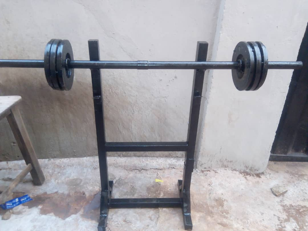 Fitness Interview with Malcolm - benchpress for sale