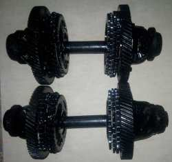 questions for fitness (dumbbell)