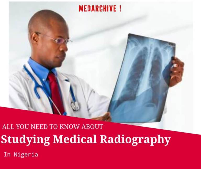 Studying Radiography in Nigeria
