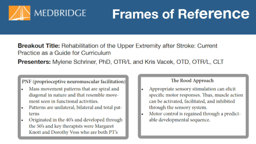 frames of reference in occupational therapy | lajulak.org