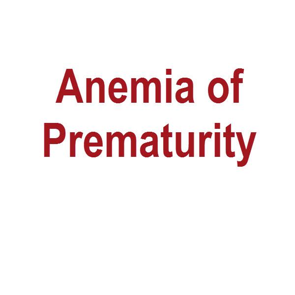 anemia-of-prematurity