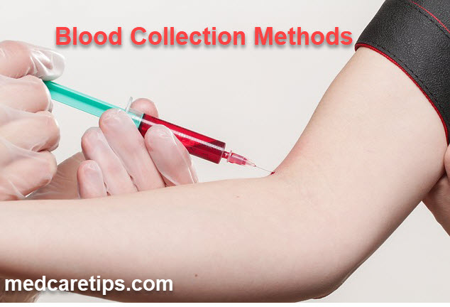 Blood Collection from vein