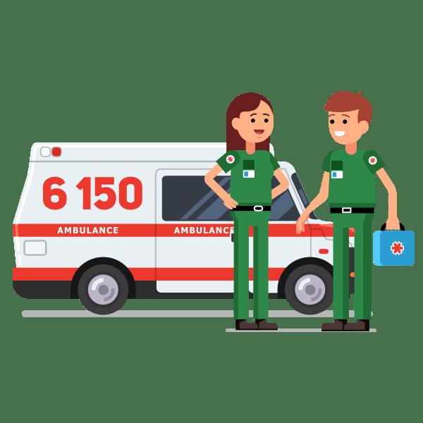 Неотложна помощ в Медицински център в Пловдив 6-150