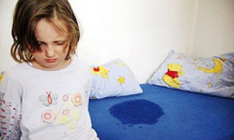 Bedwetting in Child