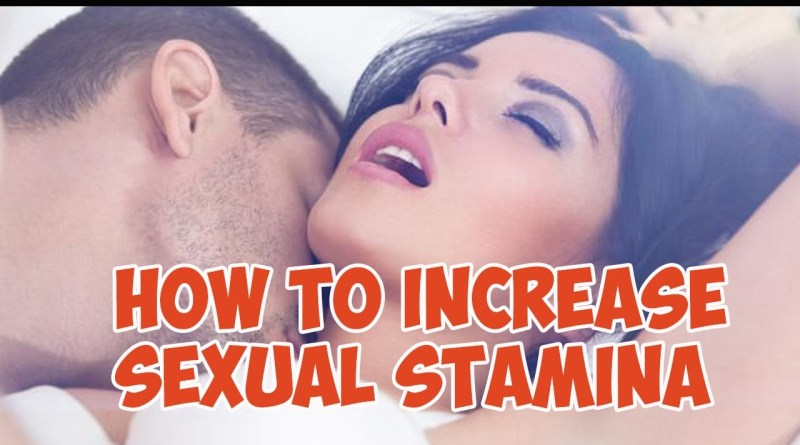 increase sexual stamia