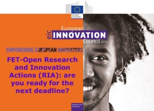 Research and Innovation Actions, Horizon 2020
